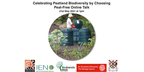 Celebrating Peatland Biodiversity by Choosing Peat Free tickets