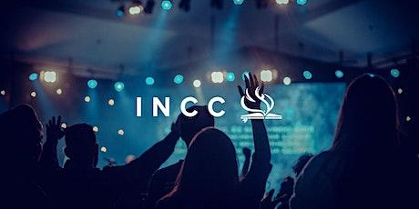 INCC  | CULTO PRESENCIAL 18/05 e 20/05 ingressos