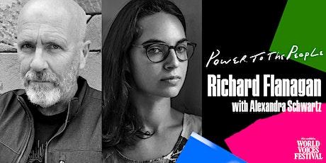 Arthur Miller Lecture: Richard Flanagan tickets
