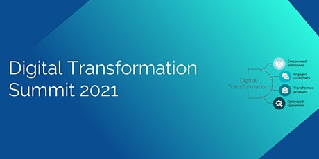 Digital Transformation Summit 2021 tickets