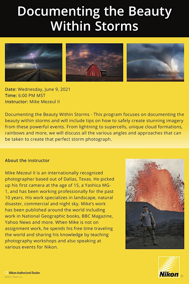 Documenting the Beauty Within Storms image