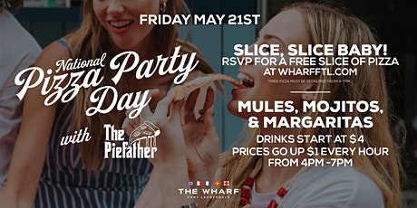 National Pizza Party Day Celebration at The Wharf FTL tickets