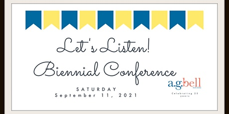 AG Bell SC Biennial Conference: Celebrating 25 years tickets