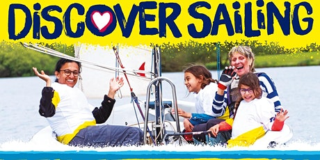 Discover Sailing - Come and Try Dinghy Sailing Session tickets