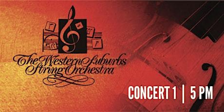 WSSO Term 2 Concert #1 tickets
