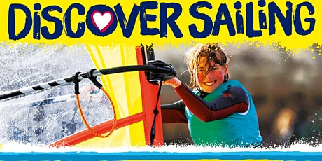 Discover Sailing - Come and Try Windsurfing Session tickets