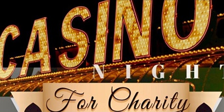 Harlem Nights Casino for Charity tickets