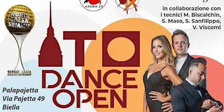 TO DANCE OPEN - ITALY SALSA SUMMIT biglietti