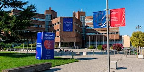 Conoce más acerca de la Universidad de Navarra tickets