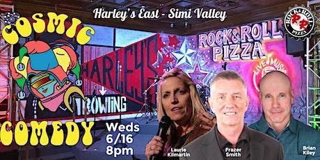 Frazer Smith hosts Cosmic Comedy in SIMI VALLEY! tickets