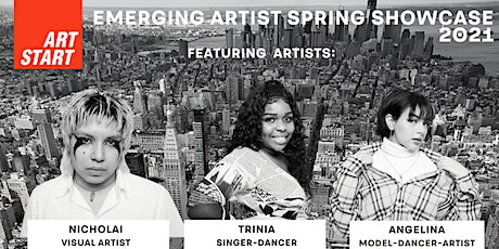 Art Start Emerging Artist Spring Showcase 2021 tickets
