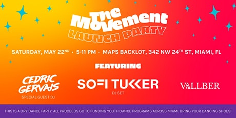 The Movement: Launch Party tickets