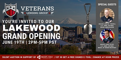 Lakewood Branch Grand Opening! tickets