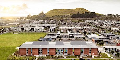 Stonefields School - building a community tickets