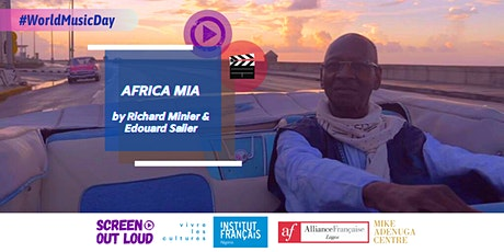 Screen Out Loud presents: AFRICA MIA (Richard Minier & Edouard Salier) tickets