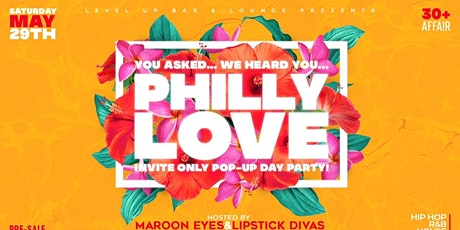 Philly Love tickets