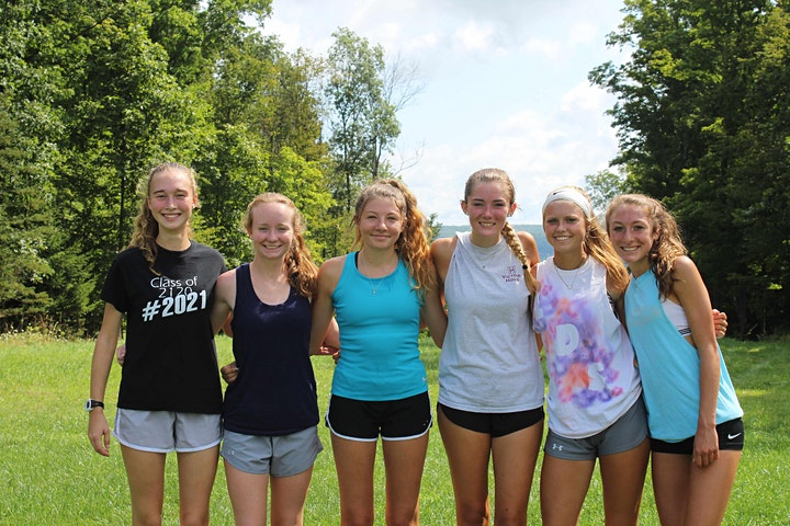 Running Ahrens Cross Country Camp 2021 image