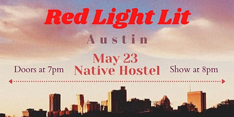 Red Light Lit Austin tickets