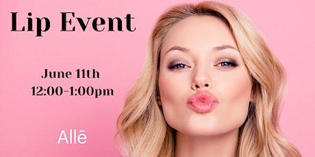 Lip Event tickets