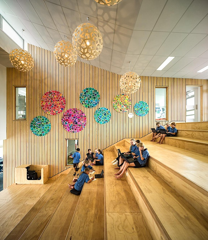 Stonefields School - building a community image