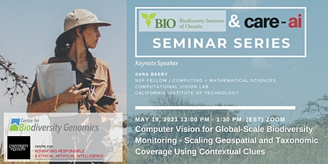Biodiversity Institute and CARE-AI Joint Seminar Series tickets