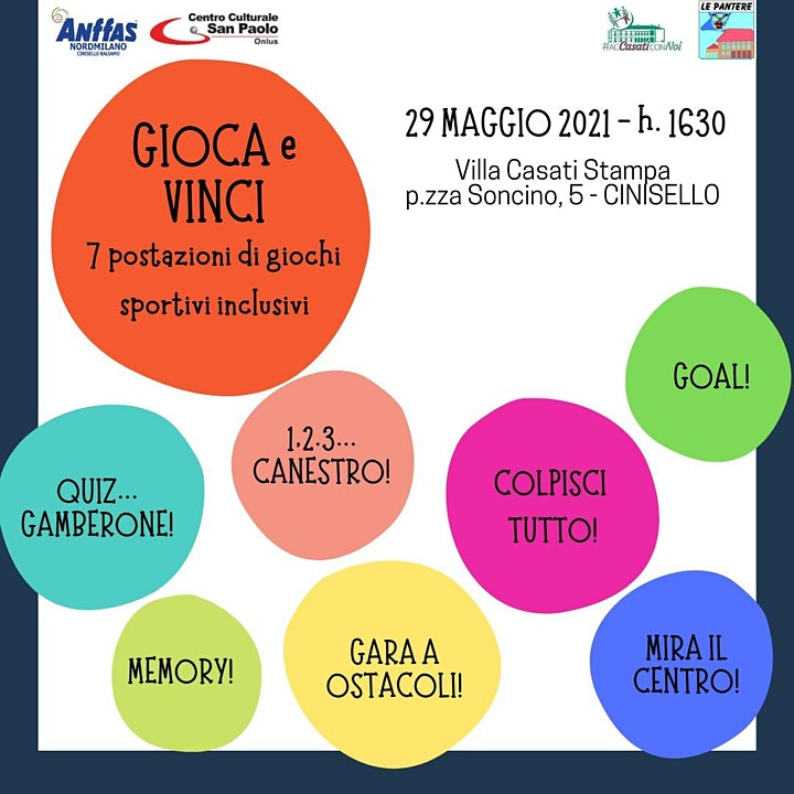 Immagine Gioca & Vinci - I sessione