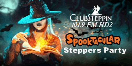 Clubsteppin & Darkim  Productions presents : A SPOOKtacular Steppers Party tickets