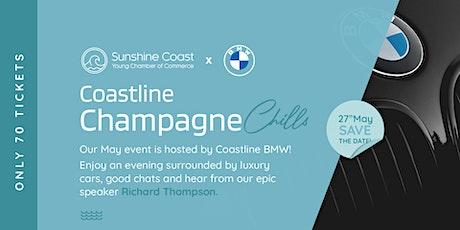 Coastline Champagne Chills tickets
