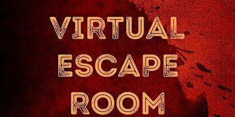 Virtual Escape Room tickets