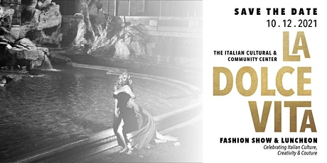 La Dolce Vita Fashion Show & Luncheon tickets