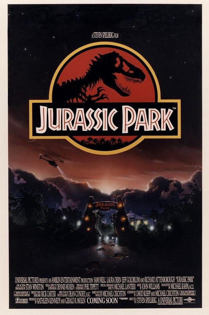 Teck & FortisBC Drive-In Movie - Jurassic Park - Fernie  (Jul.01) image