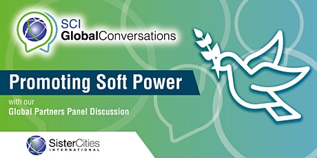 Promoting Soft Power with our Global Partners tickets