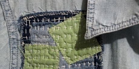 Intro to Sashiko - Japanese Embroidery Workshop tickets