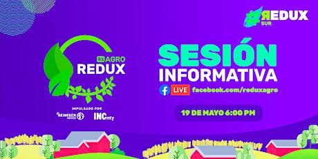 REDUX Agro Sur: Sesión Informativa boletos