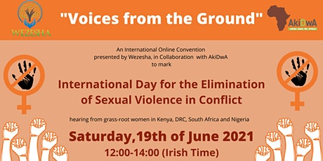 Voices From The Ground: Wezesha International Conference tickets