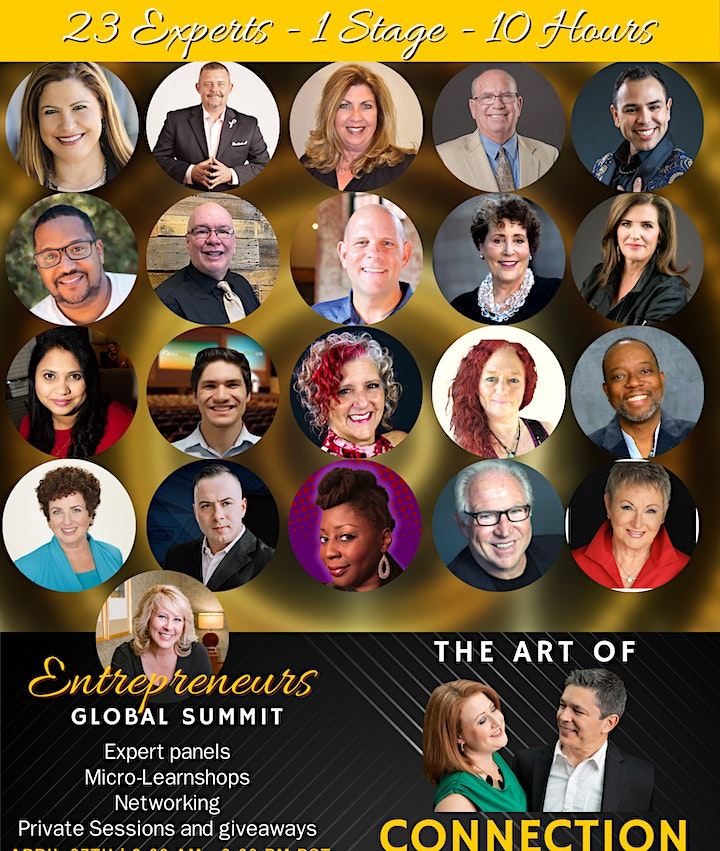 Art of Connection Global Summit image