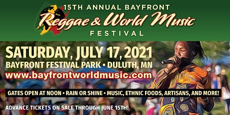 Bayfront Reggae and World Music Festival tickets