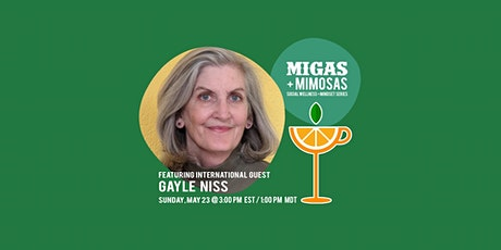 MIGAS+MIMOSAS: Mindful Tortilla-Making with Gayle Niss tickets