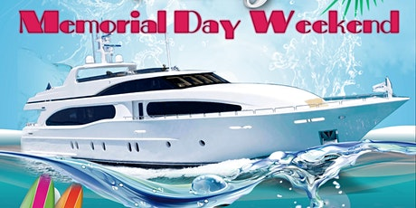 Sunday Funday Memorial Day Weekend Booze Cruise in Atlantic City tickets