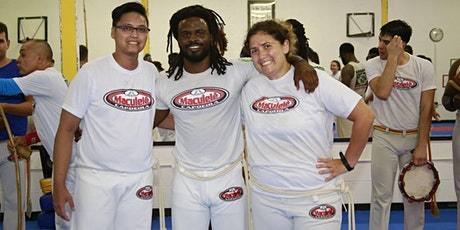 Free Introduction to Capoeira tickets