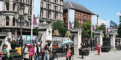 Belfast Photo Festival - Tour (Botanic Park & Queens Quarter) tickets