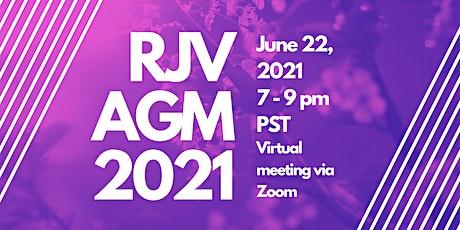 Restorative Justice Victoria AGM 2021 tickets