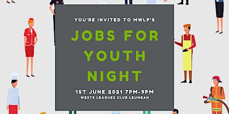Jobs For Youth - Apprenticeship and Traineeship Information Night tickets