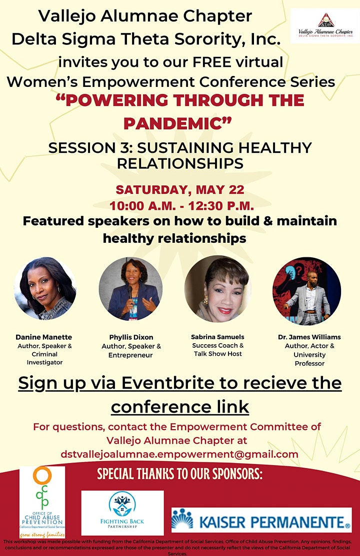 Powering Through the Pandemic - Sustaining Healthy Relationships image