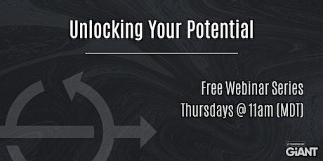 Unlocking Potential | Toolkit Series - Webinar #3 tickets