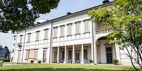 Visita guidata a Villa Casati Stampa - III biglietti