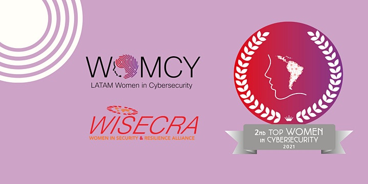 Top Women in Cybersecurity, Latin America 2021 image