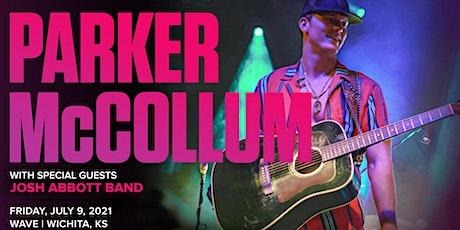 Parker McCollum w/ Josh Abbott Band tickets