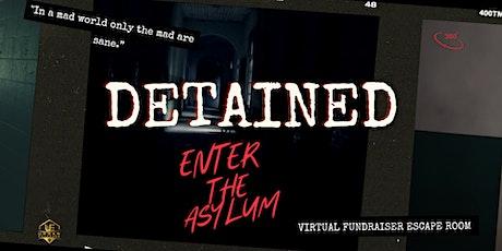 Escape the Asylum 360 Fundraiser tickets