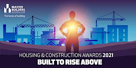 Sunshine Coast Housing and Construction Awards 2021 tickets